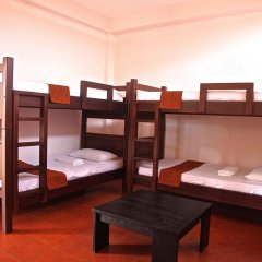 Отель Lilac by Seclusion 3* Кровать в общем номере с двухъярусной кроватью