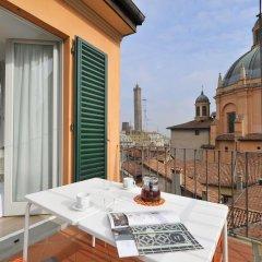 Отель Palazzo Banchi Halldis Apartments Италия, Болонья - отзывы, цены и фото номеров - забронировать отель Palazzo Banchi Halldis Apartments онлайн балкон