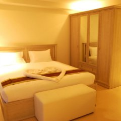 Отель I Am Residence 3* Студия Делюкс с двуспальной кроватью фото 6
