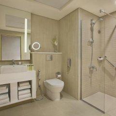 Отель DoubleTree by Hilton Dubai Jumeirah Beach 4* Люкс с различными типами кроватей фото 10