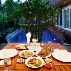 Отель Modern Thai Villa Rawai питание фото 3