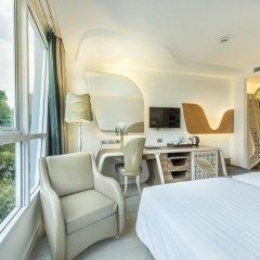 Отель Le Tada Parkview 4* Улучшенный номер фото 13