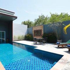 Отель Sudee Villa 4* Вилла разные типы кроватей фото 3
