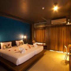 The Rubber Hotel Стандартный номер с двуспальной кроватью фото 6