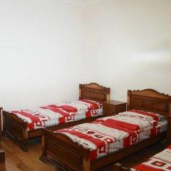 Inter Hostel Стандартный семейный номер с двуспальной кроватью фото 3