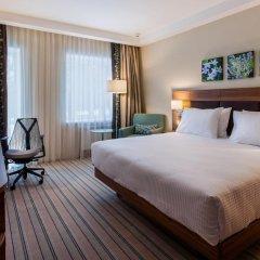 Гостиница Hilton Garden Inn Moscow Новая Рига 4* Стандартный номер с двуспальной кроватью фото 2