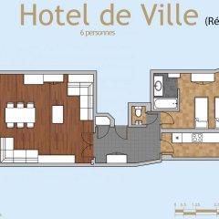 Отель City Center Apartments Бельгия, Брюссель - отзывы, цены и фото номеров - забронировать отель City Center Apartments онлайн спортивное сооружение