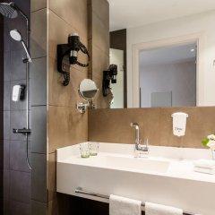Отель Holiday Inn Dresden - Am Zwinger 4* Стандартный номер с различными типами кроватей фото 3