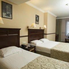 Topkapi Inter Istanbul Hotel 4* Стандартный номер с двуспальной кроватью фото 15