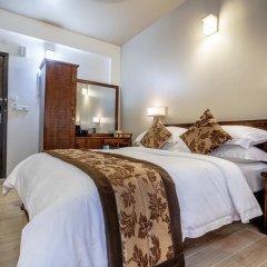 Отель The Vinorva Maldives 3* Номер Делюкс с различными типами кроватей фото 7