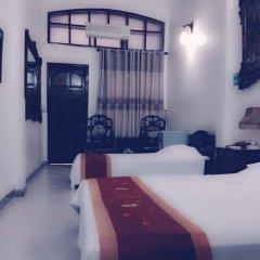 Thien Trang Hotel Номер Делюкс с различными типами кроватей фото 3