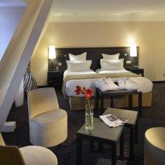 Отель Regent Contades, BW Premier Collection 4* Полулюкс с различными типами кроватей фото 7