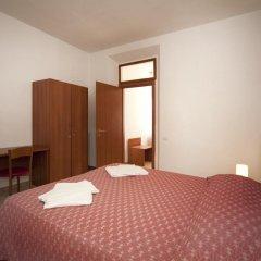 Hotel Dalmazia 2* Стандартный номер с двуспальной кроватью фото 12