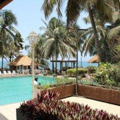 Hotel Jardin Savana Dakar бассейн фото 3