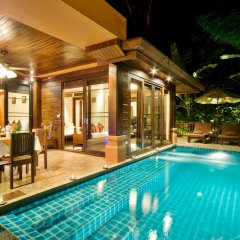 Отель Korsiri Villas 4* Вилла Премиум с различными типами кроватей фото 46