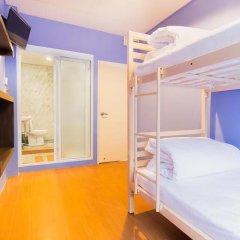Отель At smile house 2* Стандартный номер с двухъярусной кроватью фото 6