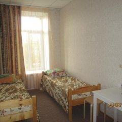 Гостиница Terem'OK na Obvodnom Стандартный номер с 2 отдельными кроватями (общая ванная комната) фото 3