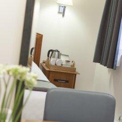 Отель Thistle Barbican Shoreditch 3* Стандартный номер с двуспальной кроватью фото 3