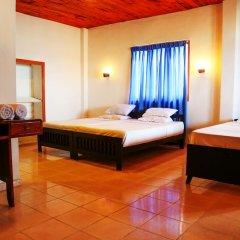 Mamas Coral Beach Hotel & Restaurant 3* Стандартный номер с двуспальной кроватью