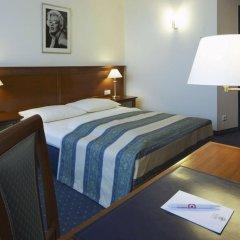 Hollywood Media Hotel 4* Стандартный номер двуспальная кровать фото 4