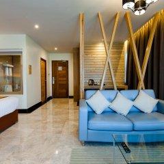 Отель Balihai Bay Pattaya 3* Номер Делюкс с различными типами кроватей фото 9