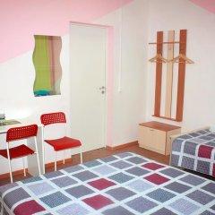 Гостевой дом Берёза Великий Новгород комната для гостей фото 2