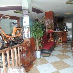 Nam Dong Hotel Далат интерьер отеля