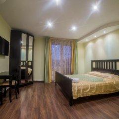 Гостиница Теремок Заволжский Апартаменты разные типы кроватей фото 5