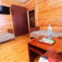Гостевой Дом Олимпия Стандартный семейный номер с двуспальной кроватью фото 5