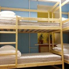 Light Dream Hostel Кровать в общем номере с двухъярусной кроватью фото 4
