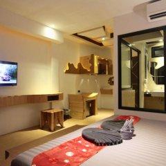 Отель AC 2 Resort 3* Номер Делюкс с различными типами кроватей фото 3