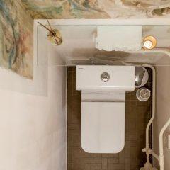 Отель Mikalojaus apartamentai ванная фото 2
