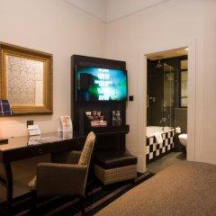 Отель Malmaison Glasgow 4* Стандартный номер фото 14