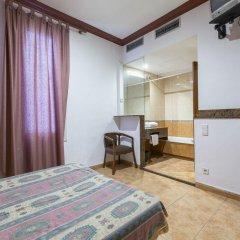 Hotel Barbara Улучшенный номер двуспальная кровать фото 3