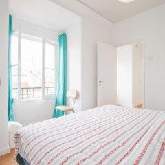 Vistas de Lisboa Hostel Стандартный номер с различными типами кроватей фото 3