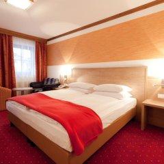 Hotel Postwirt 4* Стандартный номер с различными типами кроватей фото 3