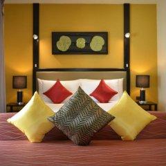 Отель Andaman White Beach Resort 4* Номер Делюкс с двуспальной кроватью фото 3