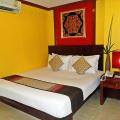 Отель Boonsiri Place 3* Улучшенный номер с различными типами кроватей
