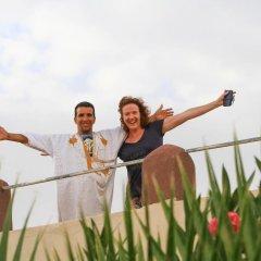 Отель L'Homme du Désert Марокко, Мерзуга - отзывы, цены и фото номеров - забронировать отель L'Homme du Désert онлайн
