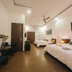 Отель Volar Homestay 2* Стандартный номер с различными типами кроватей фото 4