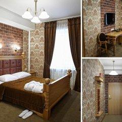 Гостиница Pidkova 4* Улучшенный номер разные типы кроватей фото 4