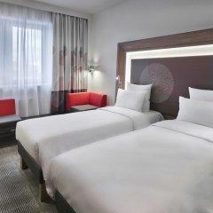 Гостиница Новотель Москва Киевская 4* Улучшенный номер с 2 отдельными кроватями фото 3