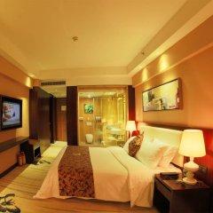 Отель Guangzhou Ming Yue Hotel Китай, Гуанчжоу - отзывы, цены и фото номеров - забронировать отель Guangzhou Ming Yue Hotel онлайн комната для гостей фото 3