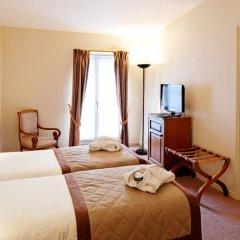 Saint James Albany Paris Hotel-Spa 4* Стандартный номер с различными типами кроватей фото 2