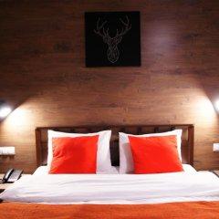 LiKi LOFT HOTEL 3* Номер Делюкс с различными типами кроватей фото 6