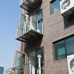 Отель Myeongdong ECO House балкон