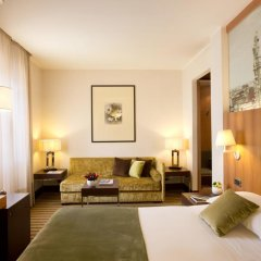 Отель Starhotels Ritz 4* Представительский номер с различными типами кроватей фото 10