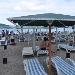 Rizzi Hotel пляж