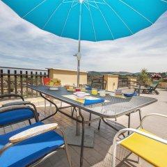 Отель Villa Savoia бассейн фото 2