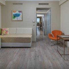 Atrium Platinum Luxury Resort Hotel & Spa 5* Улучшенный люкс с различными типами кроватей фото 4